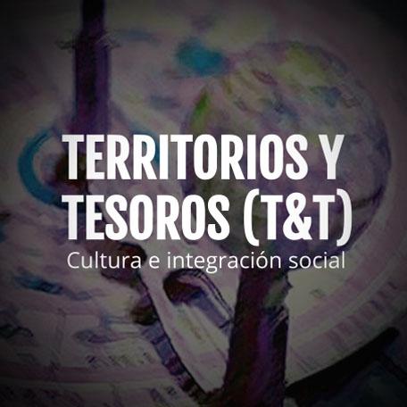 Territorios y Tesoros