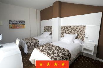 Hotel Leonor Centro ****