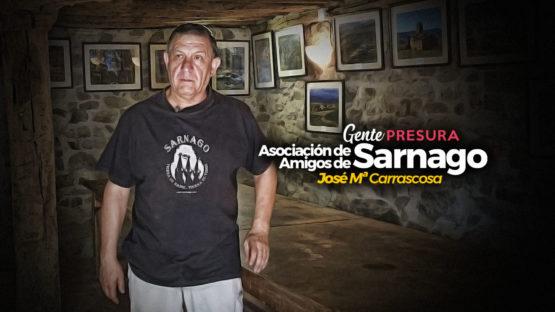 José María Carrascosa Asociación Sarnago