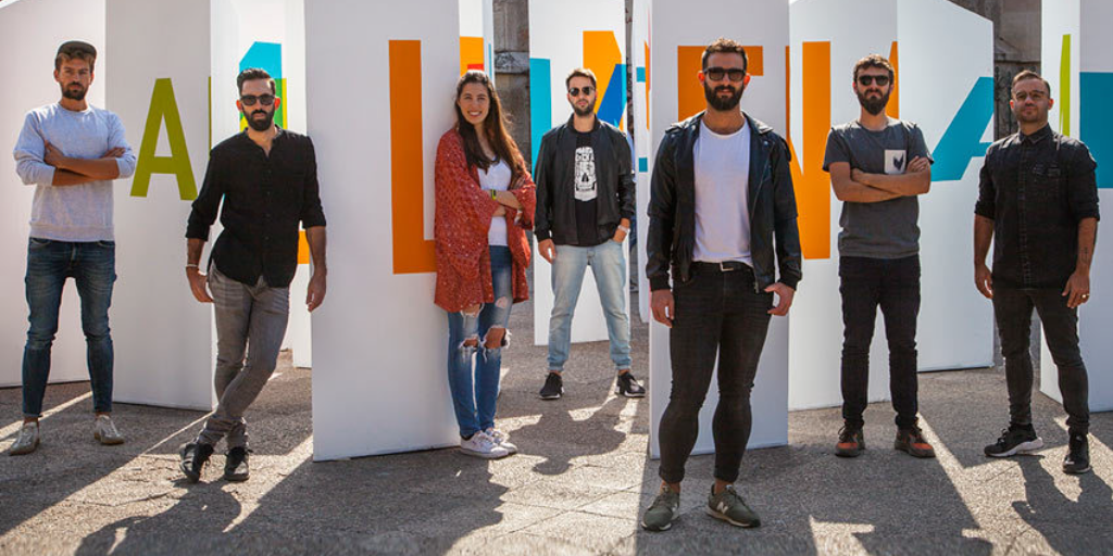 El colectivo artístico Boamistura.