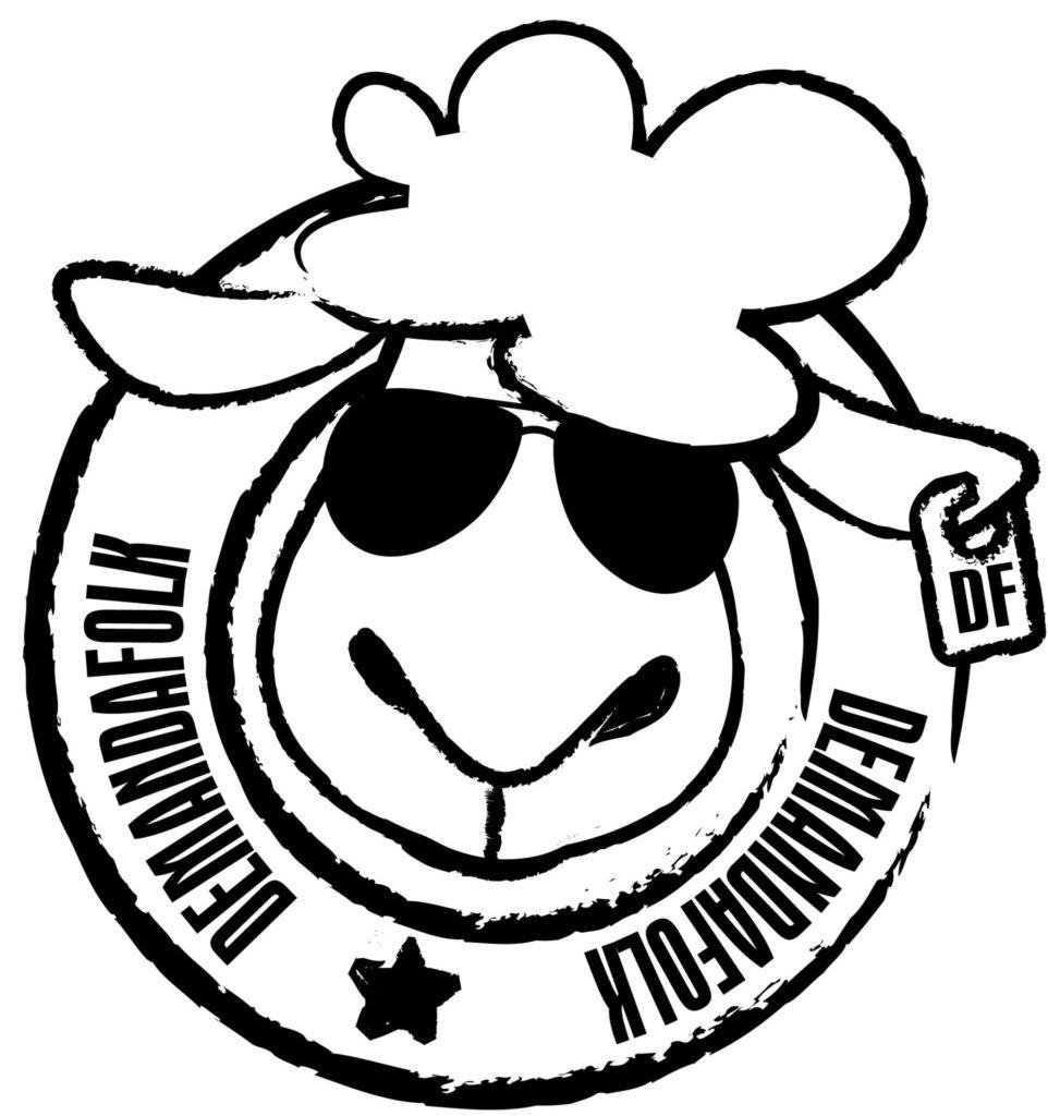 Logo del Demanda Folk.