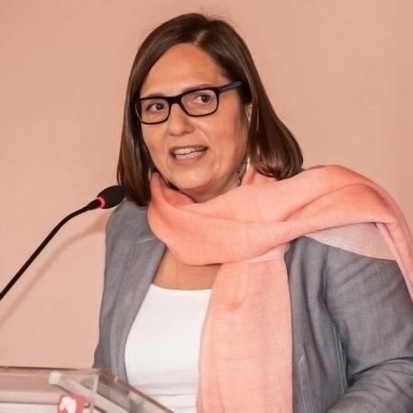 Mónica Margarit (Moderadora)