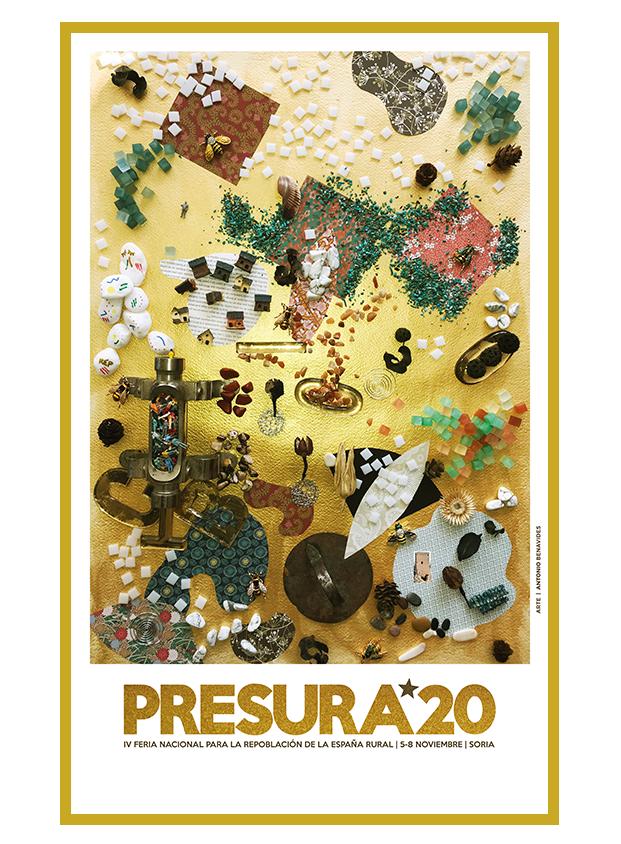 Cartel PRESURA 2020