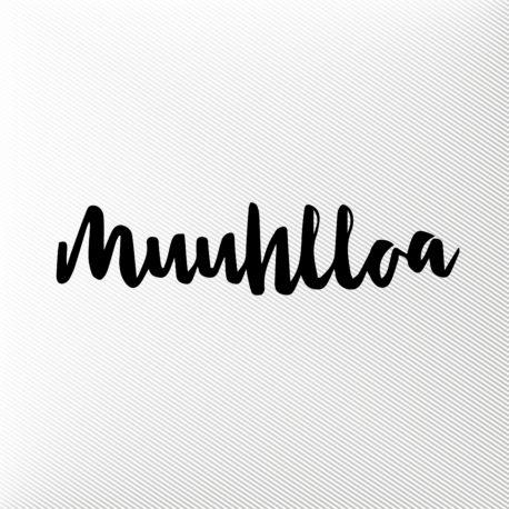Cosmética Muuhlloa